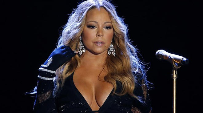 Auld Lang Syne (The New Year's) - Mariah Carey hinh anh