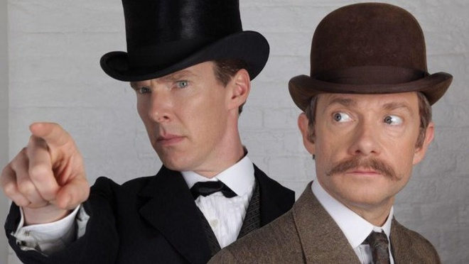 Phim trinh tham 'Sherlock' lap ky luc tai Anh hinh anh 1