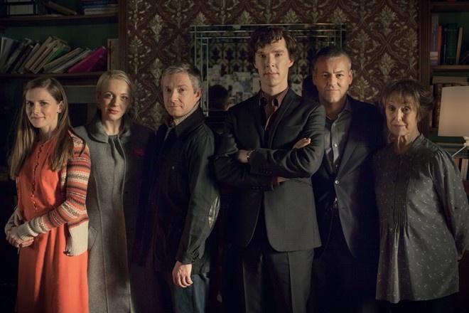 Phim trinh tham 'Sherlock' lap ky luc tai Anh hinh anh 2