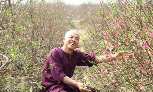 Nghe si Han Van Tinh phu nhan chuyen che Tao quan VTV hinh anh
