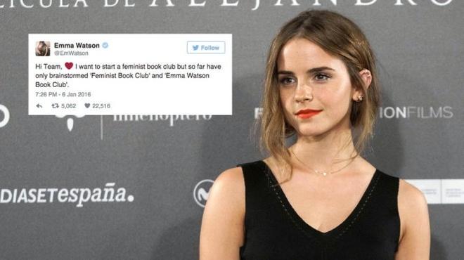Emma Watson chuan bi ra mat CLB sach cho gioi nu hinh anh 1