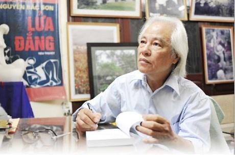 Nha van Nguyen Bac Son: 'Vo vun' vi mau thuan chinh kien hinh anh