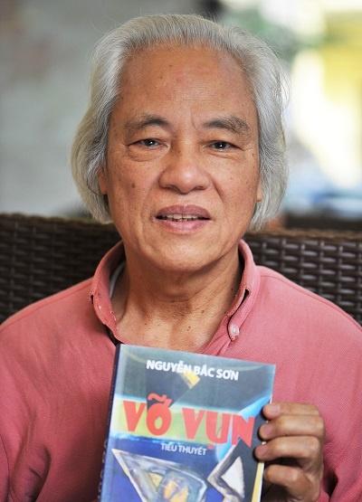 Nha van Nguyen Bac Son: 'Vo vun' vi mau thuan chinh kien hinh anh 1