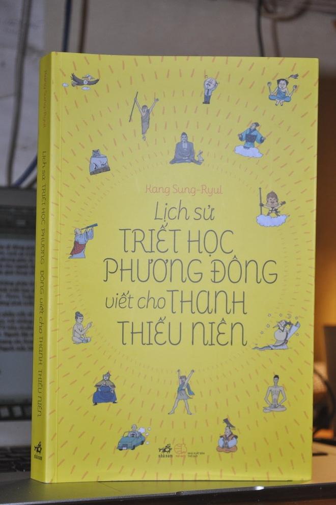 Lich su triet hoc phuong Dong viet cho thanh thieu nien hinh anh 1
