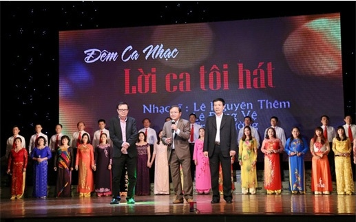 Giai thuong Hoi nhac si Viet Nam 2015: Thieu vang giai A hinh anh 1