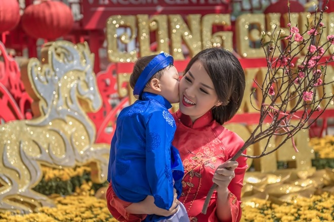 A hau Thuy Van: 'Minh con co nhieu tinh xau nua la chong' hinh anh 2