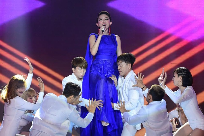 Toc Tien - Big girls don't cry hinh anh