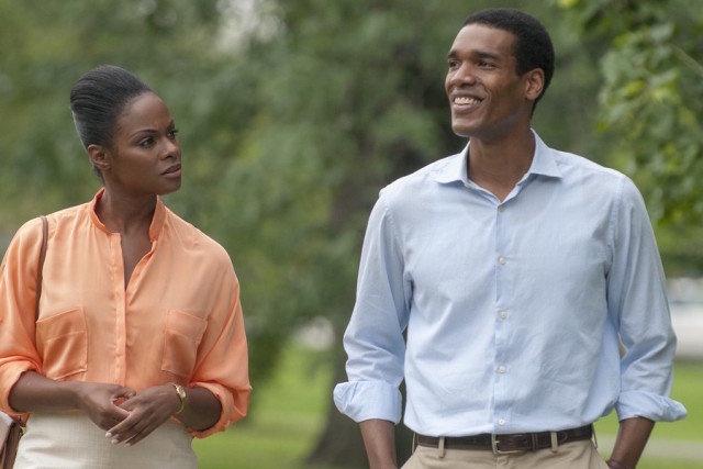 Phim ve lan dau hen ho cua Obama gay chu y hinh anh