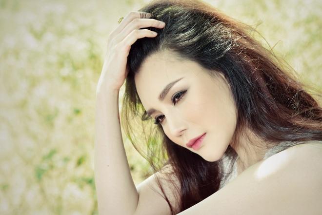 Ho Quynh Huong gui 'Canh thiep dau nam' hinh anh 2