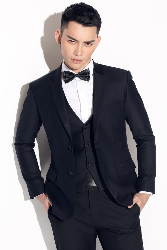 Kha Trang lam tinh nhan cua Manh Khang trong hinh Valentine hinh anh 4