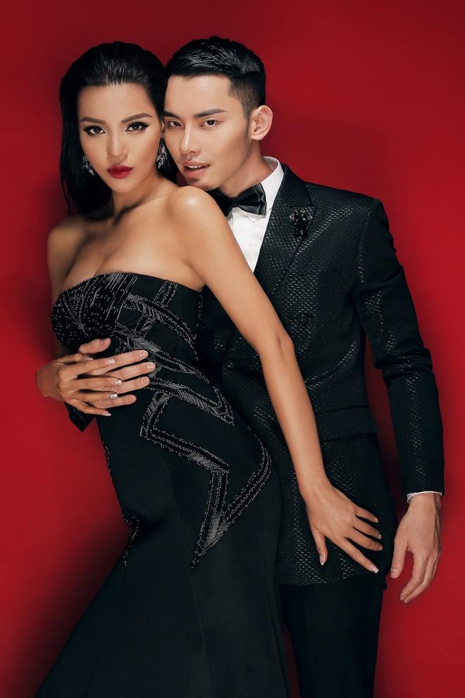 Kha Trang lam tinh nhan cua Manh Khang trong hinh Valentine hinh anh 5