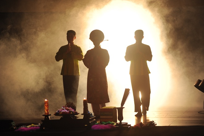 Vo dien 'Tu Phu': Doc dao va nguyen ban tu Dao Mau hinh anh 3