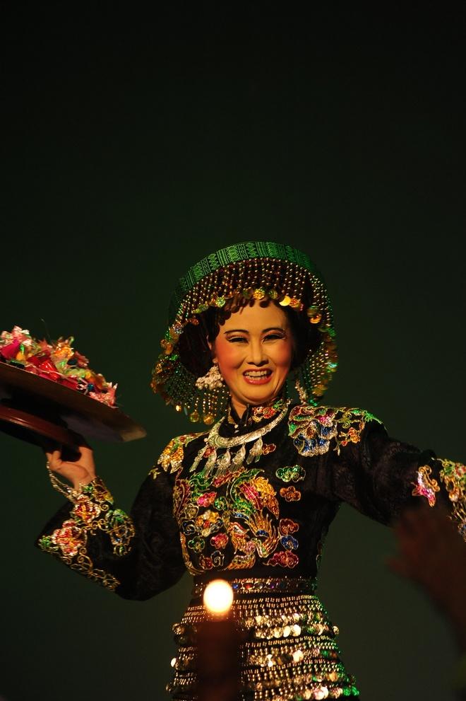 Vo dien 'Tu Phu': Doc dao va nguyen ban tu Dao Mau hinh anh 8