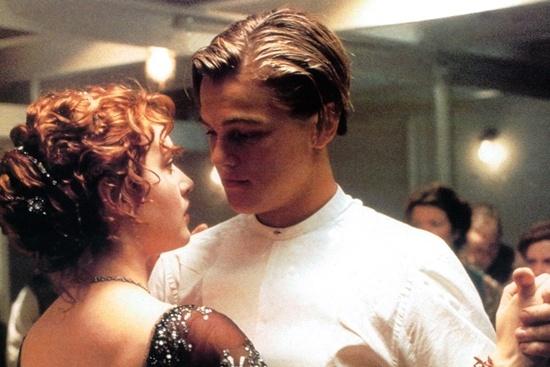Tinh ban dep hai thap nien cua cap doi 'Titanic' hinh anh 1