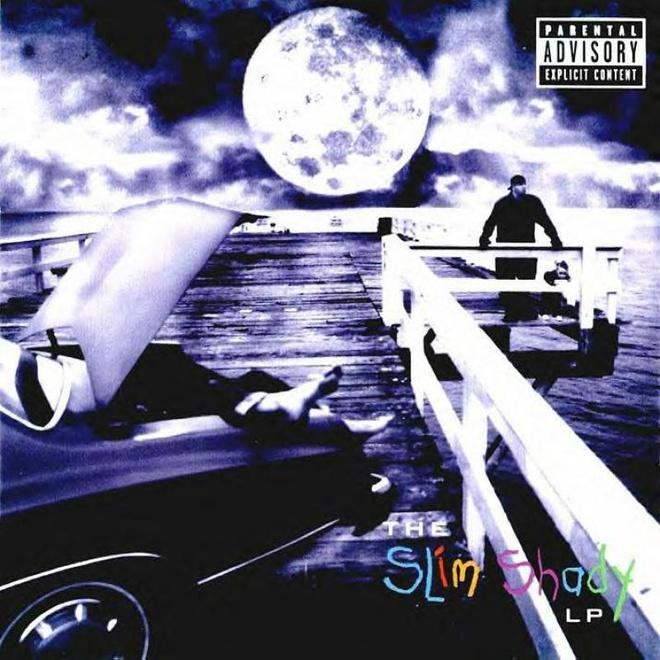Eminem tai phat hanh album ra mat 17 nam truoc hinh anh 2