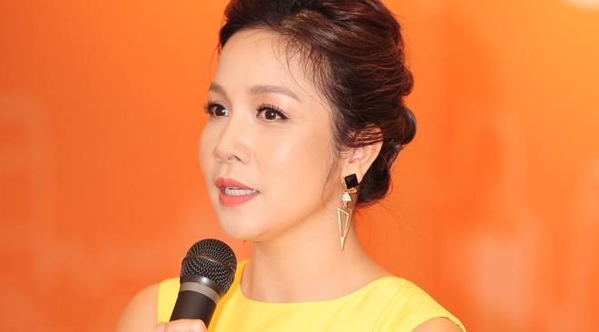 Diva My Linh truyen cam hung cho phai nu ngay 8/3 hinh anh