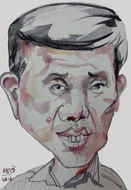Nguoi chau giai oan cho hoc gia Nguyen Van Vinh hinh anh 1