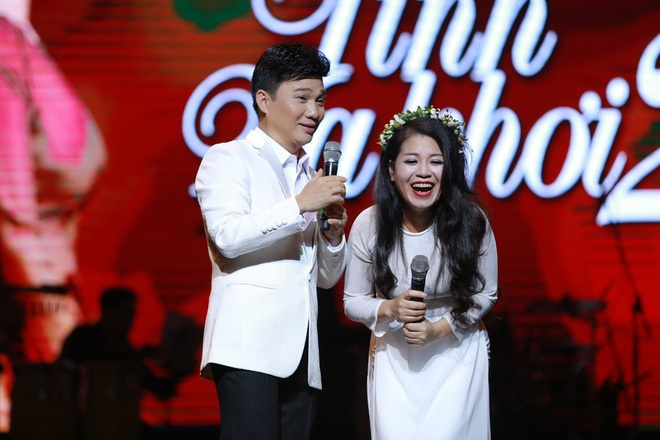 Anh Tho song ca cung Quang Linh anh 2