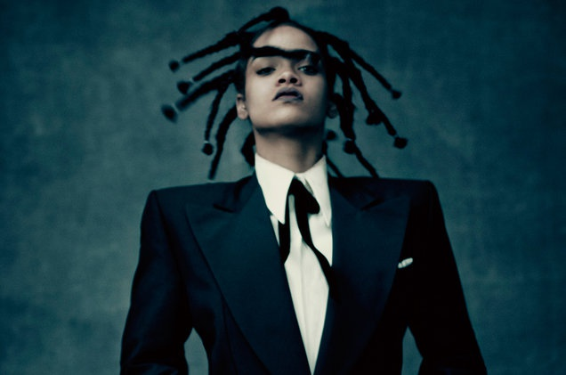 Rihanna tham gia phim ve ke giet nguoi hang loat hinh anh