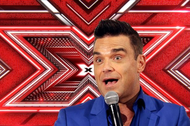X-Factor My tro lai, Robbie Williams xac nhan tham gia hinh anh 1