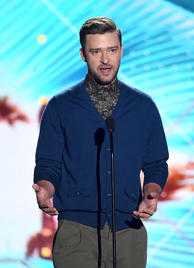 Justin Timberlake va bai hoc cua nha vo dich hinh anh 2