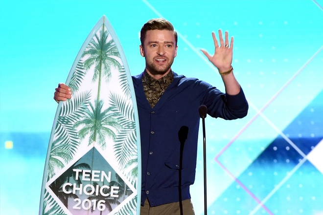 Justin Timberlake va bai hoc cua nha vo dich hinh anh 3