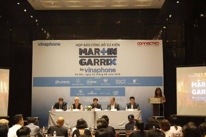 'Martin Garrix by VinaPhone': Su kien nhac EDM lon nhat nam hinh anh 2