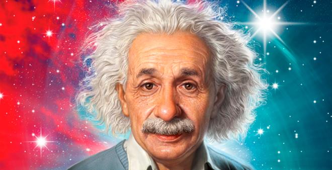 Bi mat dang sau khoi oc thien tai Albert Einstein hinh anh 1