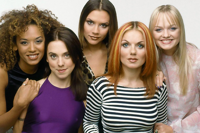 Spice Girls tai hop anh 3