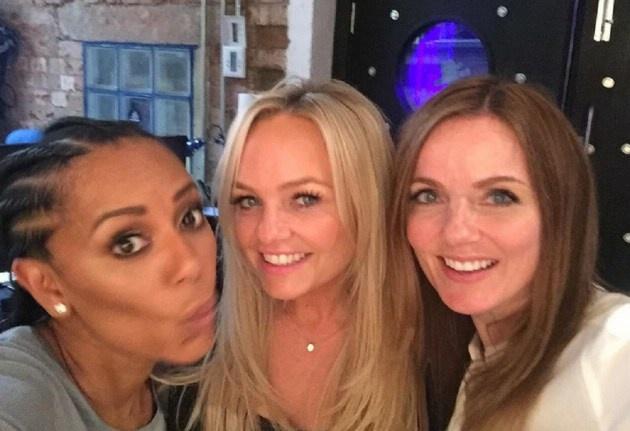 Spice Girls tai hop anh 2