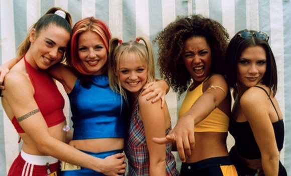 Victoria va Mel C khong muon tai hop Spice Girls hinh anh