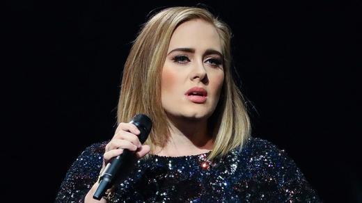 Adele lai muon 'ao trang em den truong' hinh anh