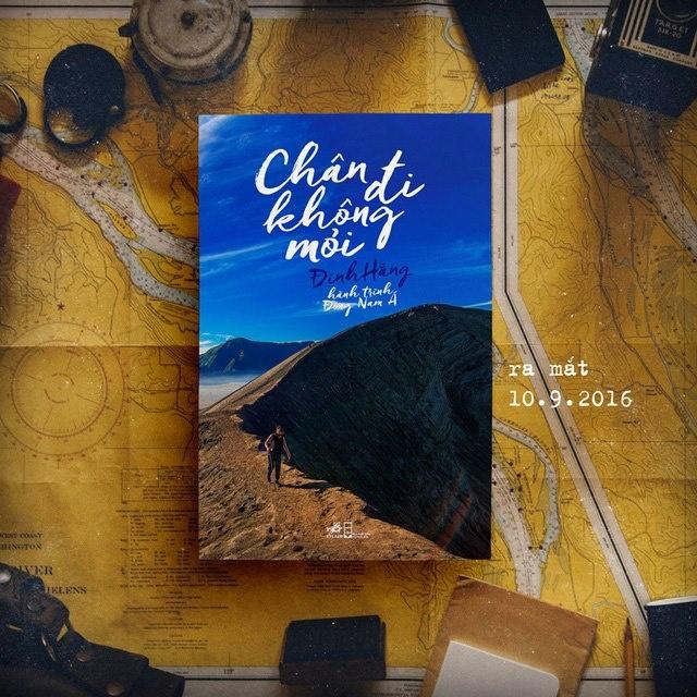 'Chan di khong moi': Chuyen phieu luu doc Dong Nam A hinh anh 1