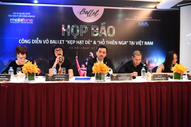 'Kep Hat De' va 'Ho Thien Nga' cung den Viet Nam hinh anh 1