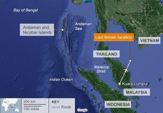 Malaysia dieu tra kha nang khong tac cuop may bay hinh anh