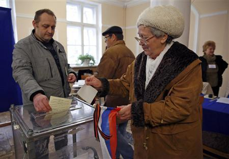 1,5 trieu nguoi bo phieu de quyet dinh van menh Crimea hinh anh