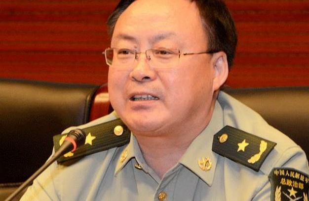 Trung Quoc bat giu them mot dai tuong quan tham nhung hinh anh