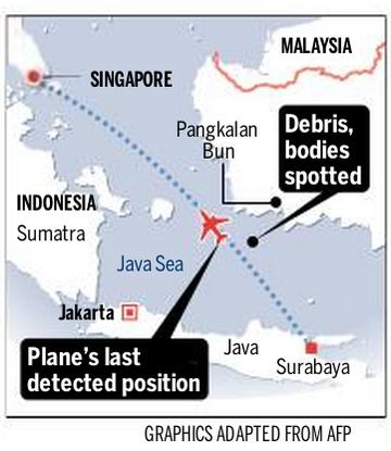 Hai thi the nan nhan QZ8501 ve dat lien hinh anh 12