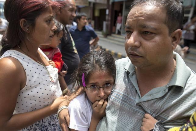 68 nguoi chet sau dong dat 7,3 do Richter o Nepal hinh anh 17