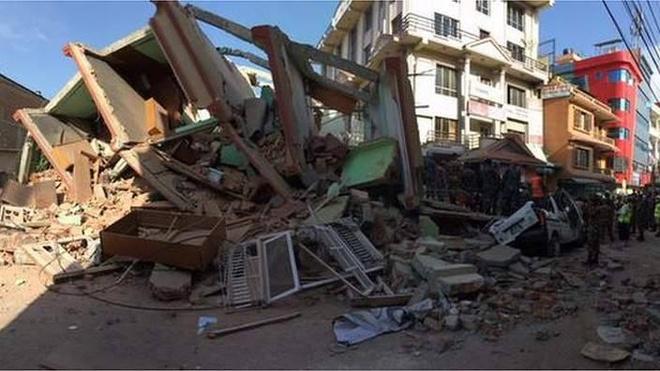 68 nguoi chet sau dong dat 7,3 do Richter o Nepal hinh anh 18
