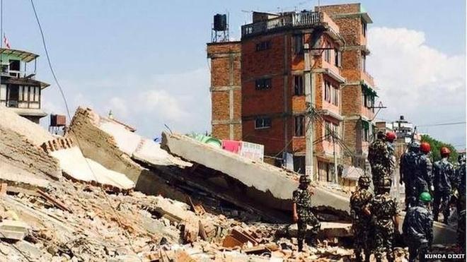 68 nguoi chet sau dong dat 7,3 do Richter o Nepal hinh anh 5