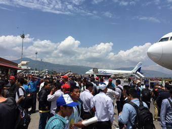 68 nguoi chet sau dong dat 7,3 do Richter o Nepal hinh anh 9
