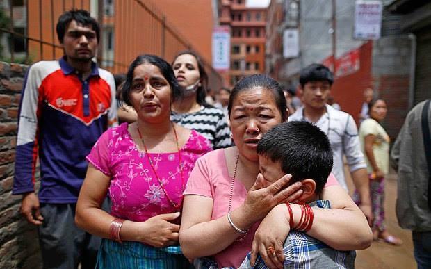 68 nguoi chet sau dong dat 7,3 do Richter o Nepal hinh anh 10