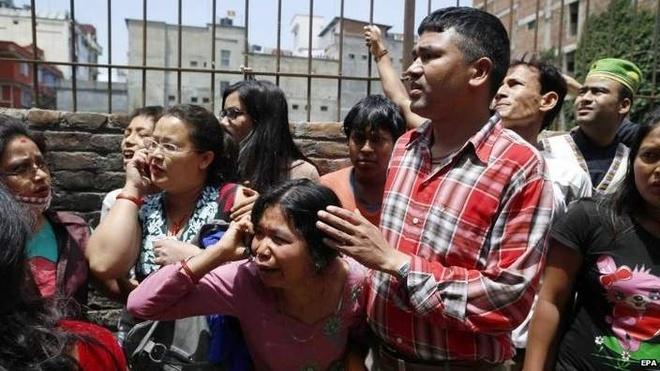 68 nguoi chet sau dong dat 7,3 do Richter o Nepal hinh anh 6