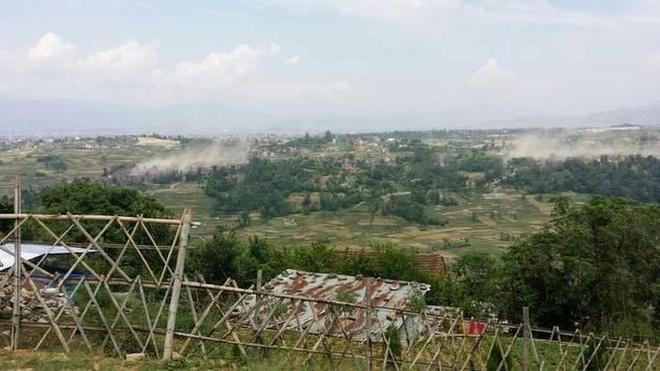 68 nguoi chet sau dong dat 7,3 do Richter o Nepal hinh anh 13