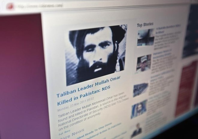 Taliban xac nhan cuu thu linh chet cach day 2 nam hinh anh