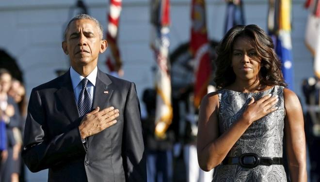 Tong thong Obama mac niem gan 3.000 nan nhan vu 11/9 hinh anh