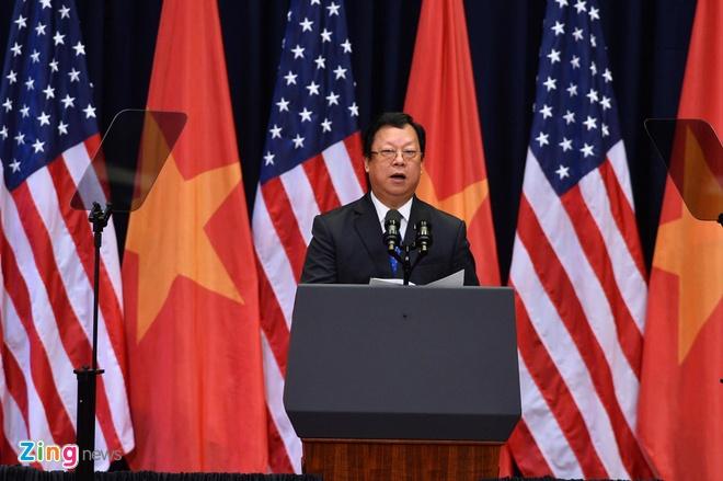 Tuong thuat Obama phat bieu ve quan he Viet - My hinh anh 7