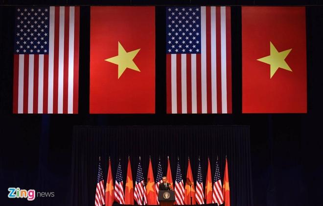 Tuong thuat Obama phat bieu ve quan he Viet - My hinh anh 12
