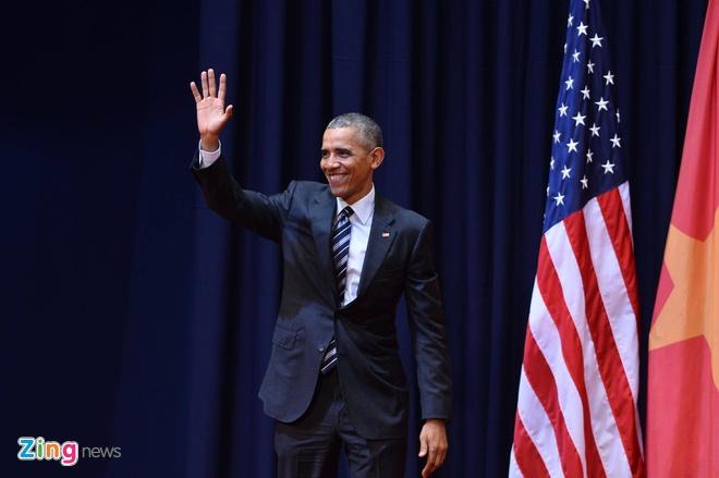 Tuong thuat Obama phat bieu ve quan he Viet - My hinh anh 13